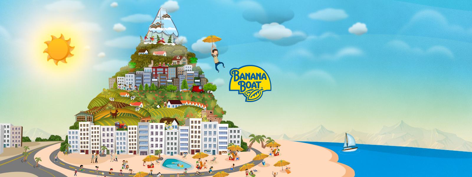 Banana Boat Latam