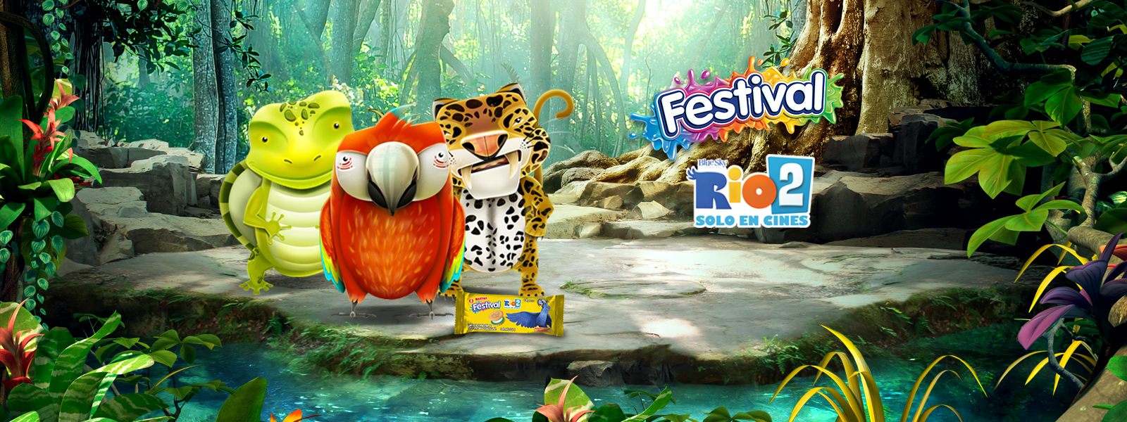 Festival y RIO 2