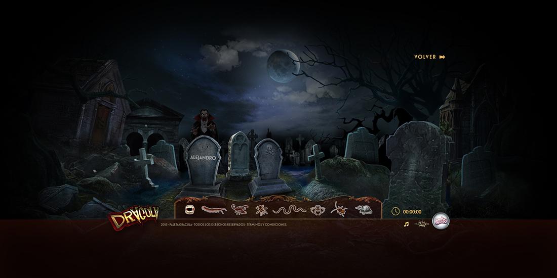 Cementerio dracula