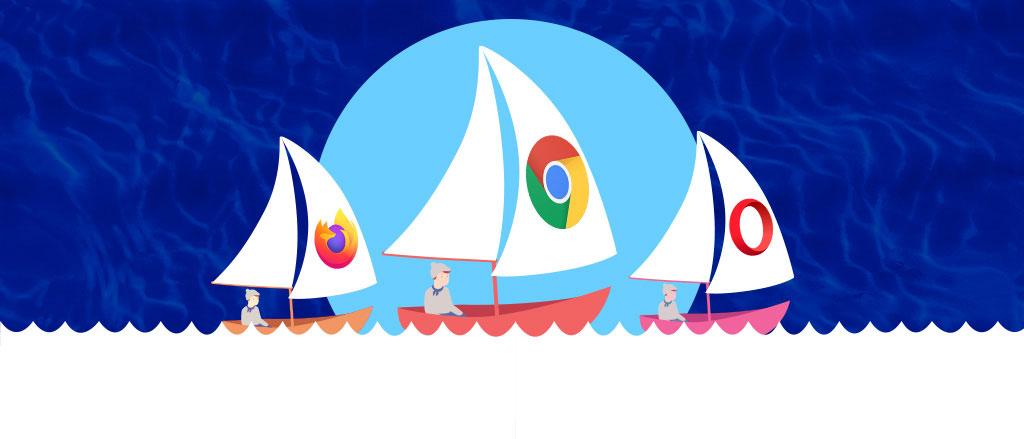 Mejores navegadores