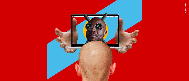 Obras de arte digital de Netbangers  en sitios web