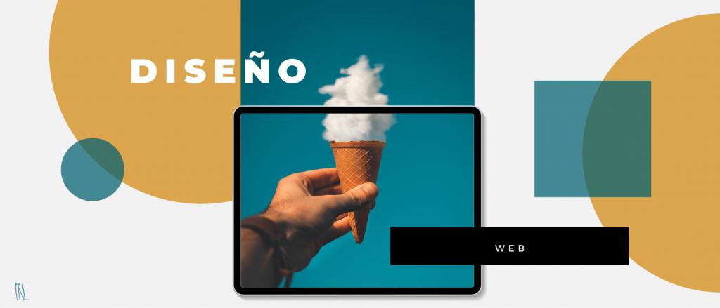 Diseño de página web: una explosión para los sentidos