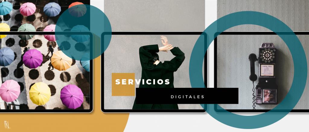 Servicios digitales, todo lo que necesito a un clic de distancia