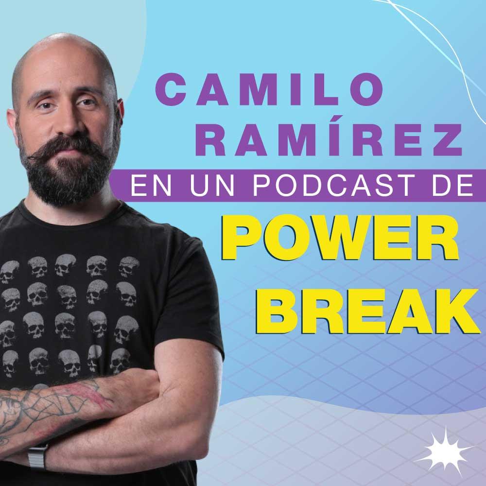podcast con power break
