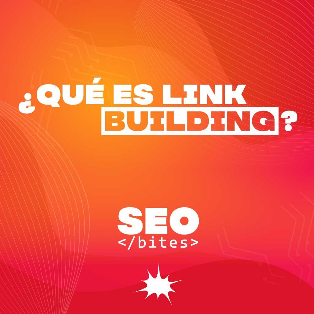 Que es link building