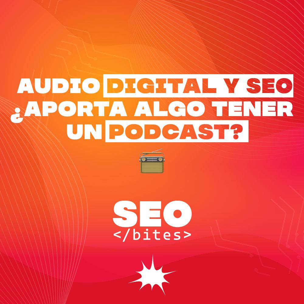 Audio digital y SEO